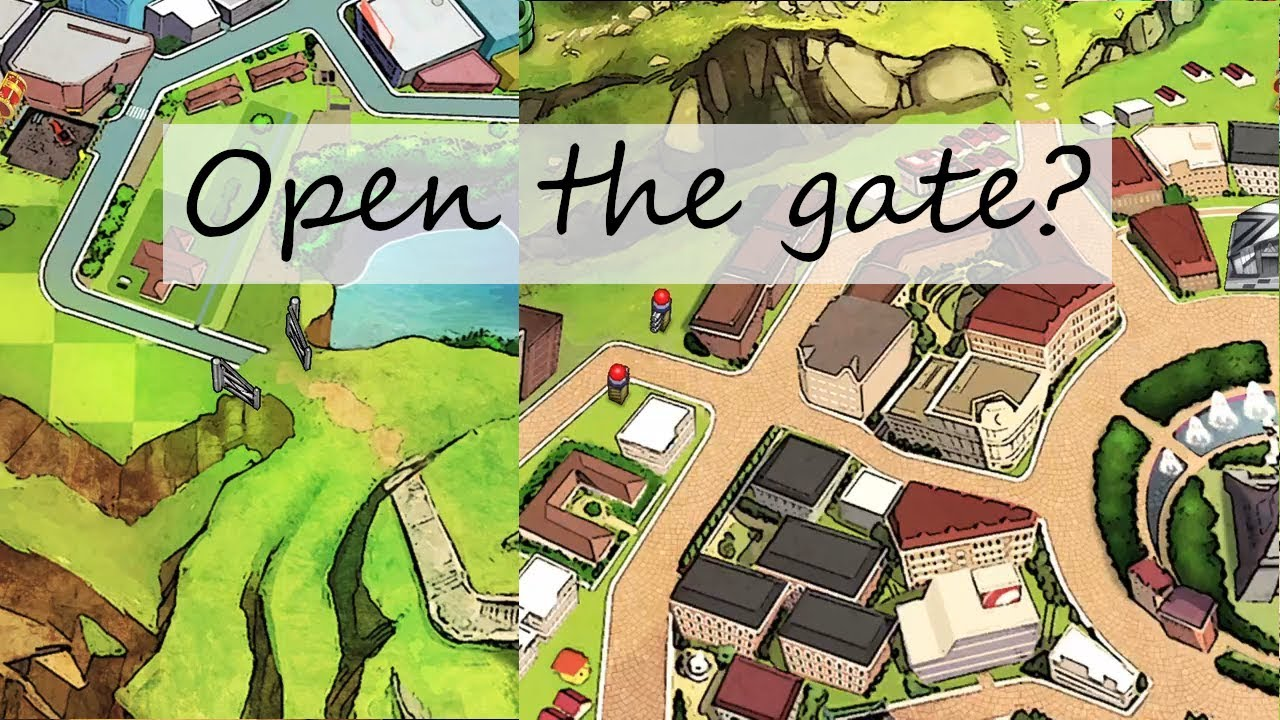 How To Open The Town Gate In Super Smash Bros Ultimate World Of