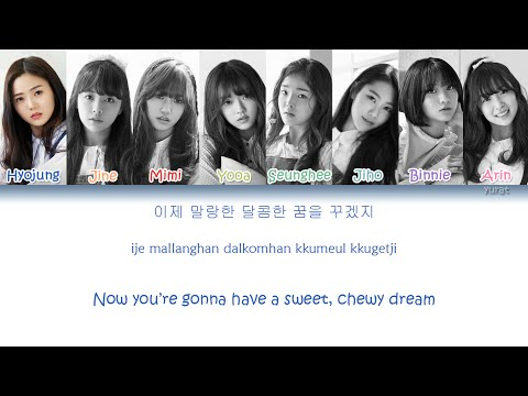 OH MY GIRL (오마이걸) - Cupid (Color Coded Han|Rom|Eng Lyrics)
