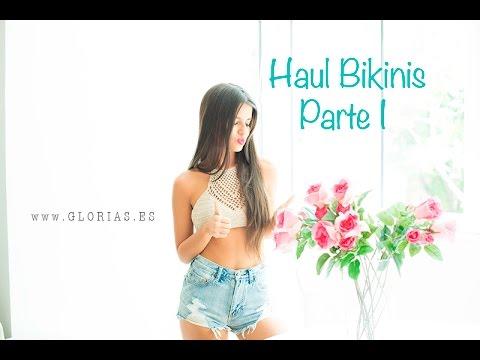 7b7776cf31e0 Haul Bikinis Primera parte - Glorias.es by Gloria TV