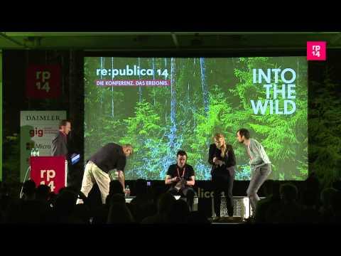 re:publica 2014 - Ist die Gesellschaft reif für autonom... on YouTube