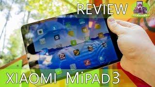 Xiaomi Mi Pad 3, Review en Español de la Mejor Tablet China del 2017