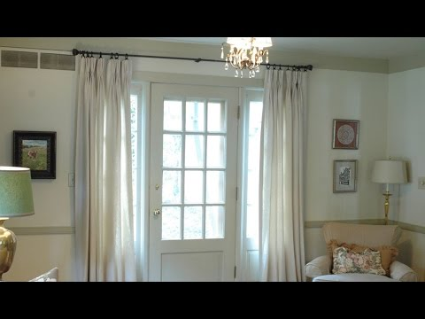 CURTAINS FOR FRENCH DOORS | CURTAINS FOR FRENCH DOORS WITH SIDE ...