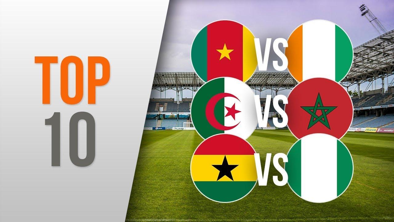 Les 10 Plus Grandes Rivalités du Football Africain