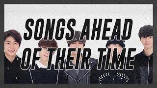 K-POP Songs Ahead Of Their Time