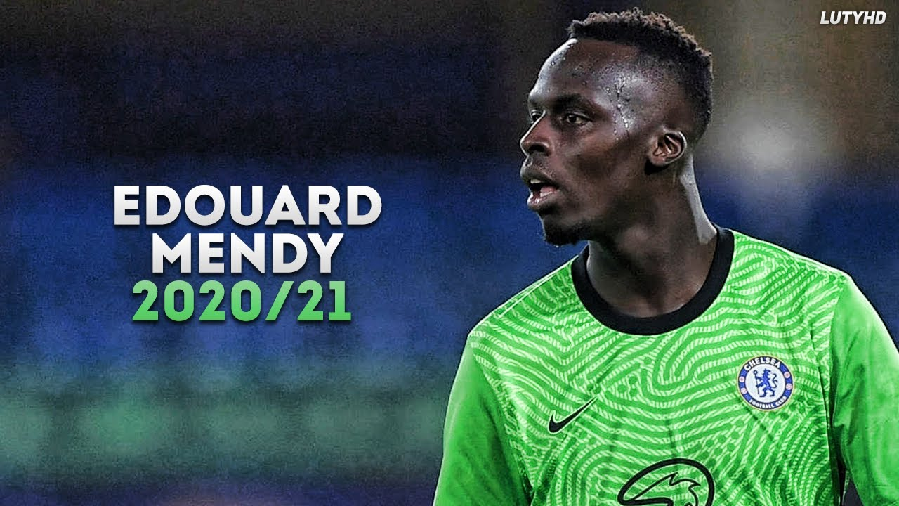 Download Edouard Mendy - World Class Saves 2020/21 | HD