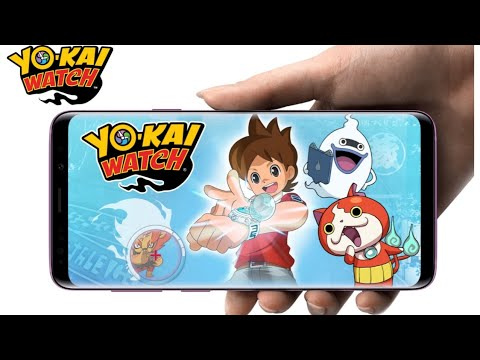 How to download And Install Yo Kai Watch Game For Android - 동영상