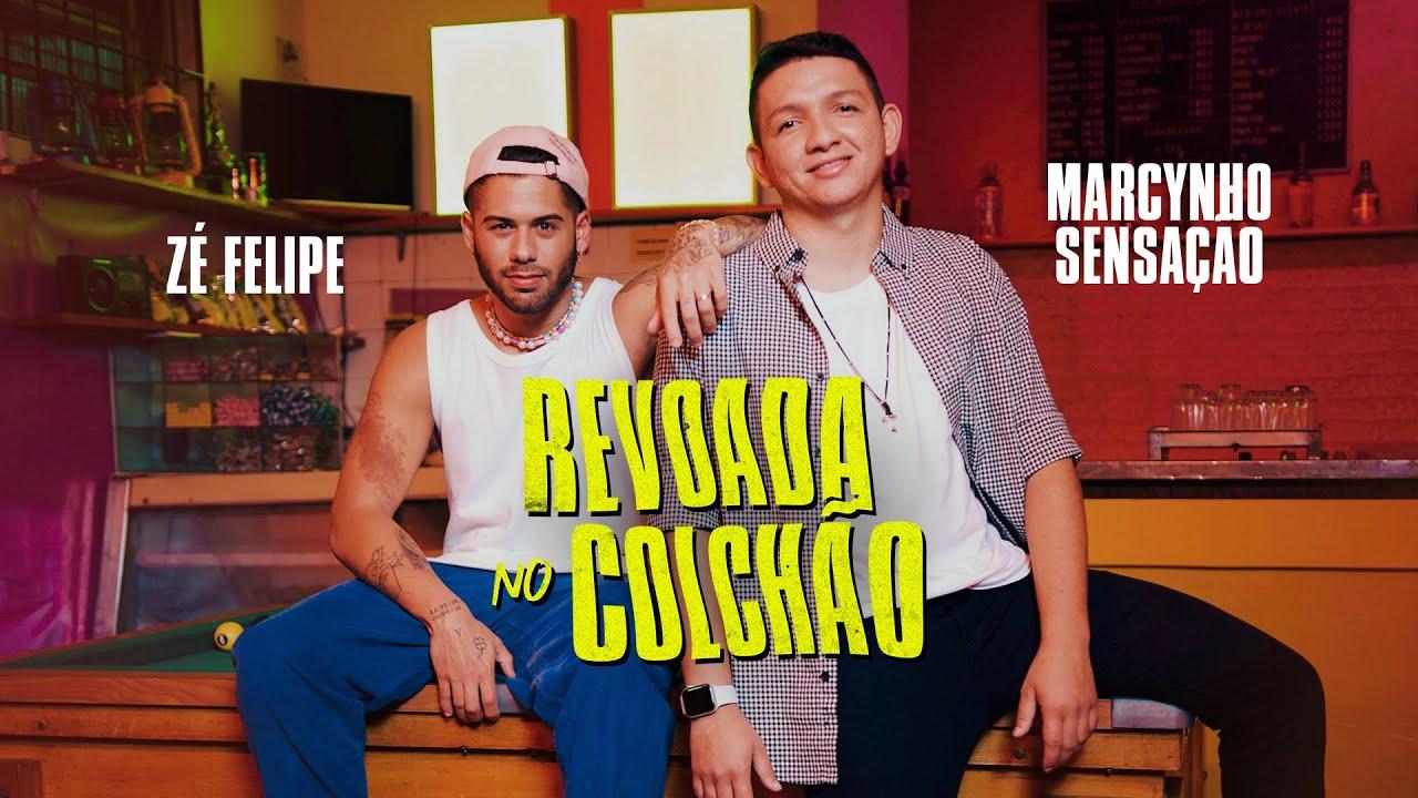 Download Zé Felipe e Marcynho Sensação - Revoada No Colchão (Videoclipe Oficial)