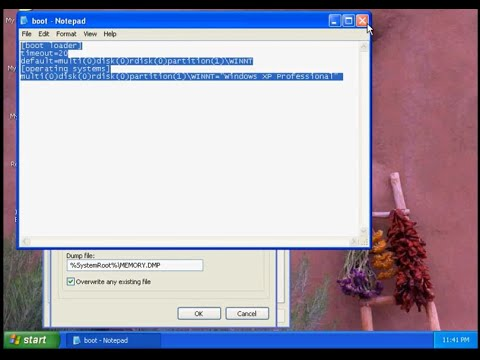 Fix Issue In Windows XP -