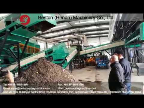 Solid Waste Recycling Plant for Sale - Turning Waste to Energy