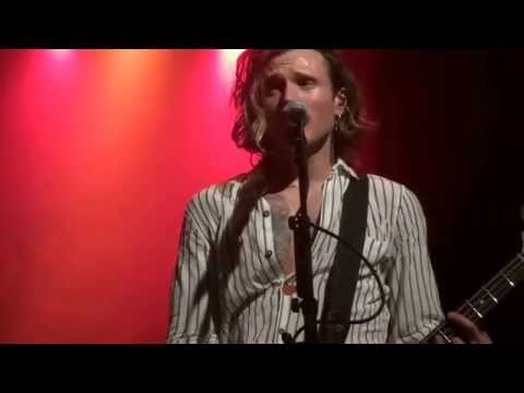 Dougie Poynter (mcfly)  - Diarrhoea - Birmingham Night 1 - Anthology Tour