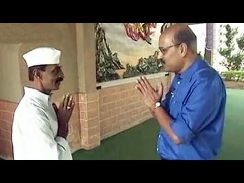 Walk The Talk with Arun Gawli (Aired: March 2005)