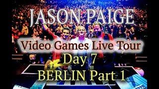 Jason Paige -  Games Live Tour - Day Seven -  Berlin - Part 1
