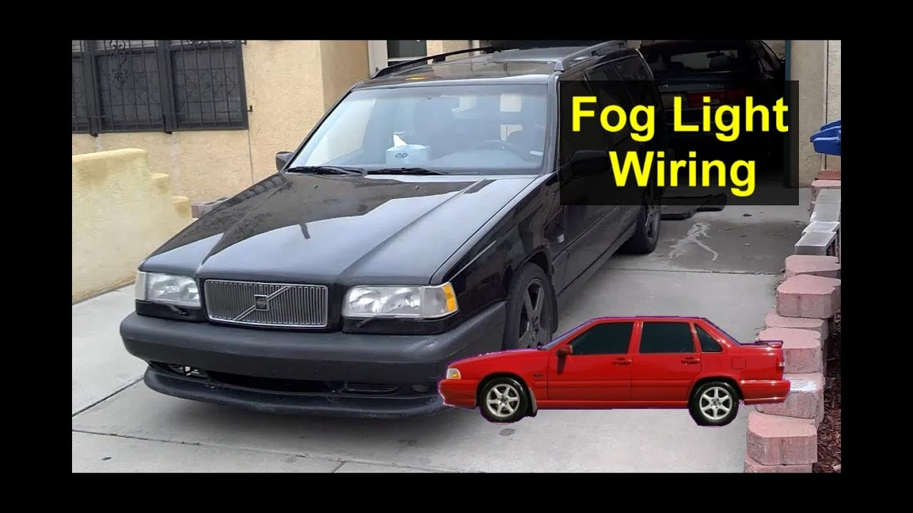 hight resolution of is your volvo 850 s70 v70 xc70 pre wired for fog lights the wiring storage spot votd