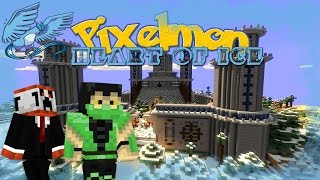 "Pixelmon Adventure - Heart of Ice  #9 ""Nowa wersja nowe pokemony :D"""