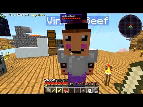 Minecraft - Sky Factory #14: Auto Lava Gen