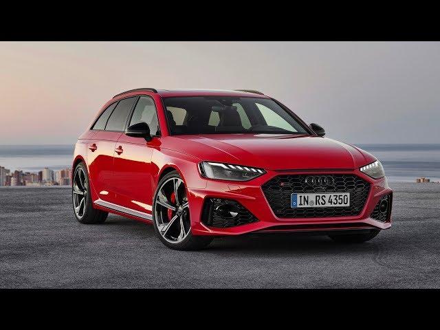 Audi RS 4 (facelift)