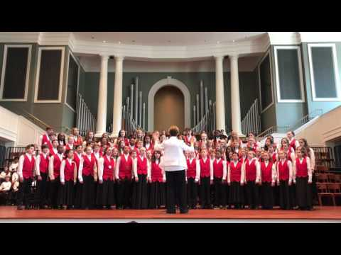 Nashville Children's Choir, Spring 2017 Concert