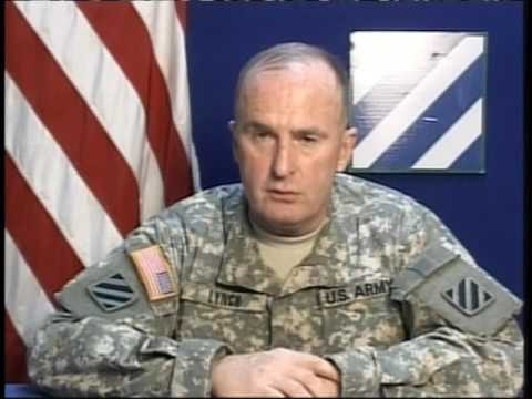 OASD: DOD NEWS BRIEFING WITH MAJ. GEN. LYNCH FROM BAGHDAD (M