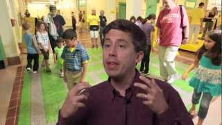 Museum of Mathematics with Glen Whitney Thumbnail