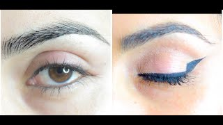 How to cover and camouflage an eyelid bump tutorial~ 2 easy looks Thumbnail