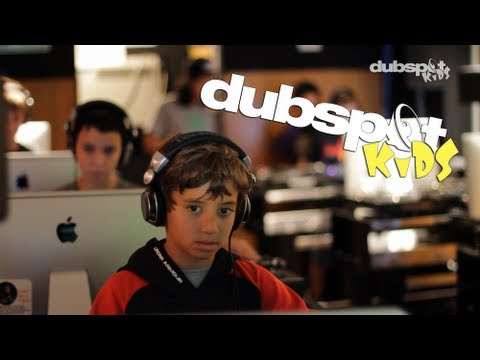 Introducing Dubspot Kids DJ / Producer Program - Learn To Create And Play Music