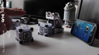 Anki Cozmo first-impressions for review