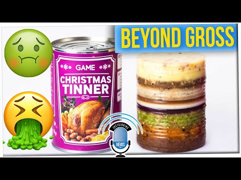 Canned Christmas Dinners Are Gamers #1 Choice?!