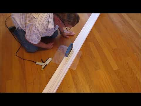 DIY: Installing Crown Moulding- Part 10