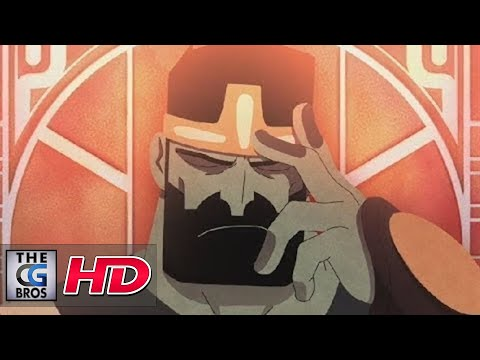 CGI **Award Winning** 2D Animated Music Vid HD : Delta   WizzCRCR