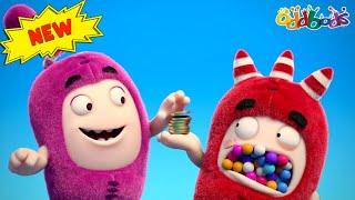 Oddbods   Nouveau   L'AMOUR DES BONBONS   Dessins Animés Amusants pour les Enfants