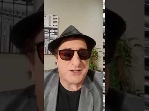 Javier Gurruchaga lanza un vídeo para anunciar su concierto en Caparroso