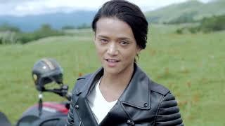 俳優で歌手の「三浦涼介」が阿蘇を走る。地元熊本の「テラバル自動車学...