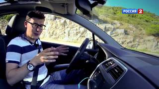 Тест драйв Suzuki SX4 S Cross