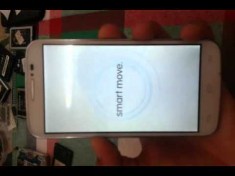 hard rest Alcatel one touch pop c7
