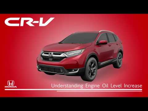 Understanding Oil Dilution (2017-2018 Honda CR-V)