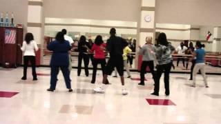 Urban Country Western Line Dance
