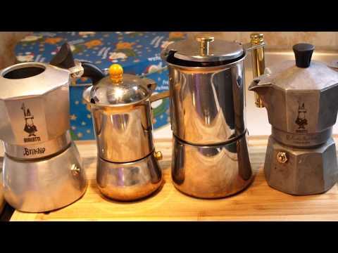 meine art kaffee zu kochen nach italienischer tradition youtube. Black Bedroom Furniture Sets. Home Design Ideas
