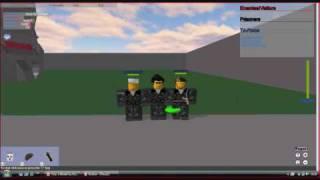 Roblox Tri-forces Recruitment Ad