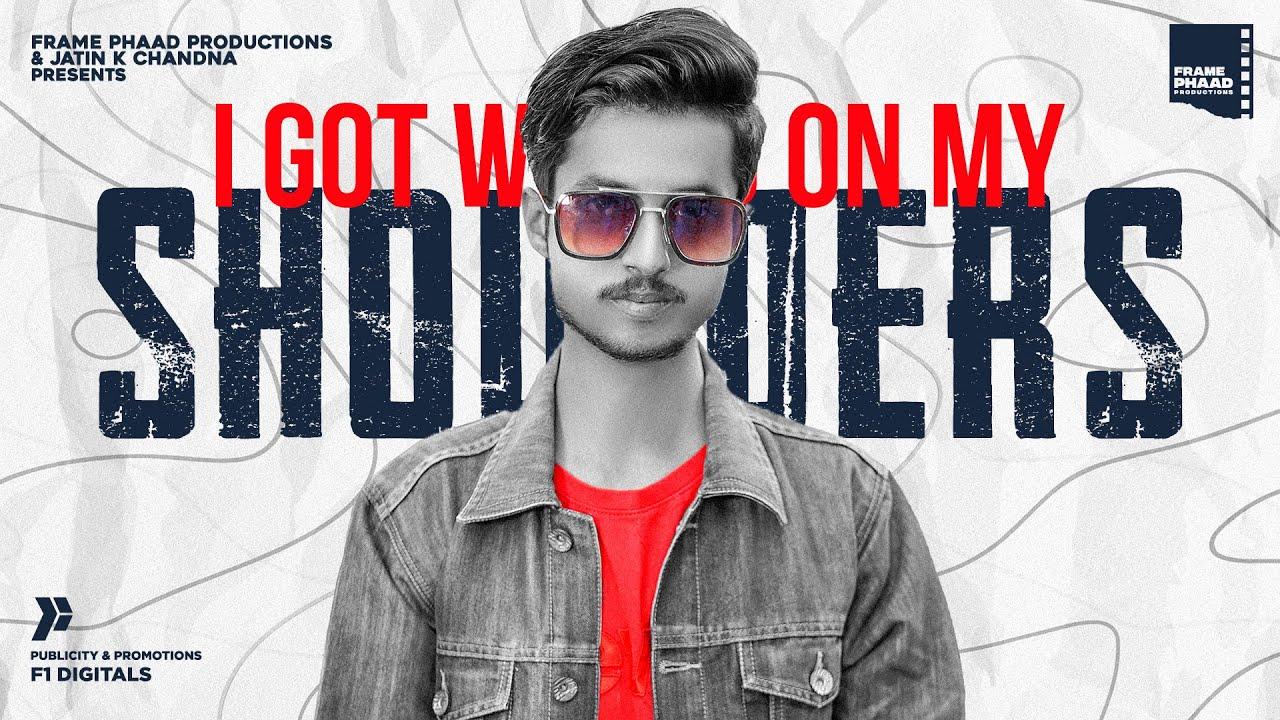 I Got World On My Shoulders - Ali Rizvi | New Punjabi Rap Song 2020