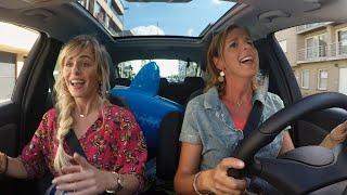 Throwback to the 80's met Josje en Tine!   2 Meisjes