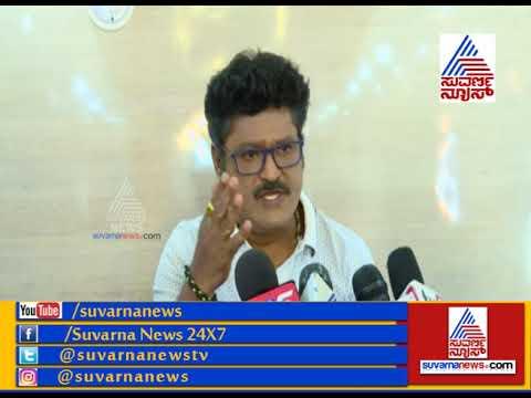 Actor Jaggesh Backs Arjun Sarja & Reacts On Sruthi Hariharan's #MeToo Allegation