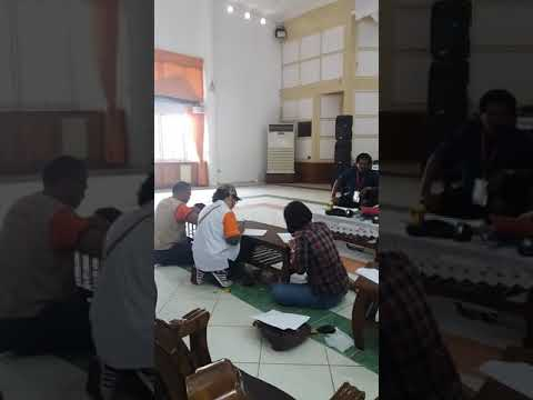 Lomba Menerima Kode Morse katagori FFA ( Borneo Amateur Radio Festival ke 9 Palangkaraya)