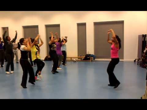 Zumba Fitness with Lesley  Cent, 5 cent, 10 cent, DOLLAR  Calypso