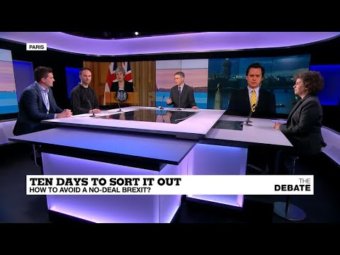Ten days to sort it out: how to avoid a no-deal Brexit?