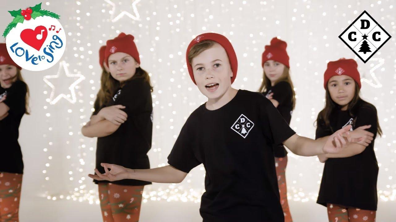 Jingle Bells Christmas Dance Remix | Hip Hop Dance Choreography 2019 - YouTube