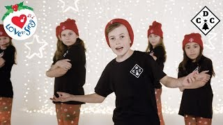 Jingle Bells Christmas Dance Remix |  Hip Hop Dance Choreography  2019