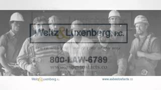 Get compensation for asbestos exposure