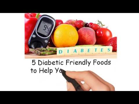 top-5-foods-for-diabetics---lower-blood-sugar-level-(diabetes)-naturally