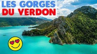 Découvrez les Gorges du Verdon !