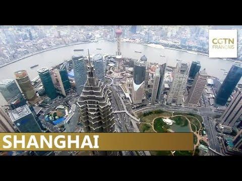 Plan urbain de Shanghai